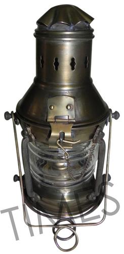 Antique Nautical Ship Lantern