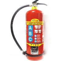 Fire Extinguisher ABC