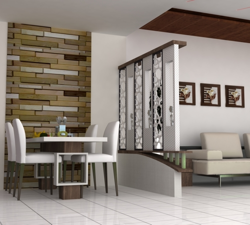 Living Room Partition Service In Vadodara