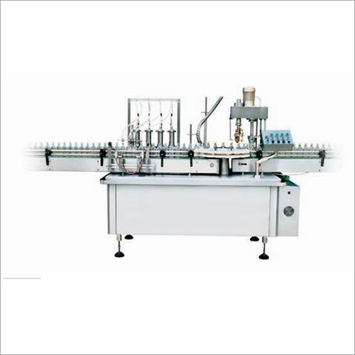 Bottel Liquid Filling Machine