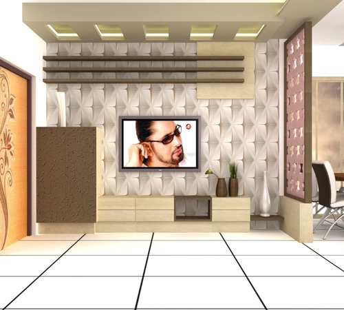 TV Lounge Decoration