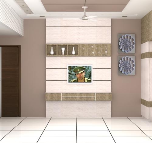 Modern TV Wall Design
