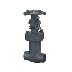 Forged Steel Bellows Sealed  Globe Valve