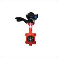 Lug Butterfly Valve With Limited Switch