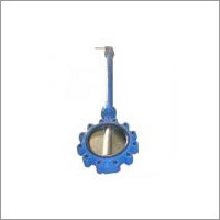 Lug Type Butterfly Valve With Extension Stem