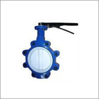 PTFE Seated Lug Butterfly Valves