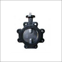 Two Shaft Lug Butterfly Valve PN16 Lug Butterfly Valve