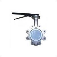 BS5155_Standard ANSI Flange Lug Butterfly Valve