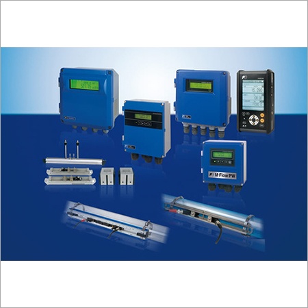 M-Flow PW Ultrasonic Flowmeters