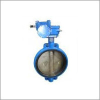 Body Wafer Butterfly Valve Extended Bonnet