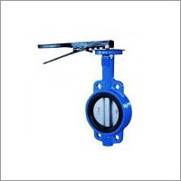 Cast Iron Wafer Butterfly Valve For Water Gas Oil