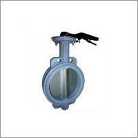 Flange Standard Stainless Steel Wafer Butterfly Valve