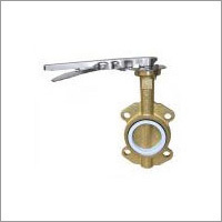 Handwheel Al - Bronze  Wafer Type Butterfly Valve