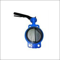 Non-Backed Butterfly Valve