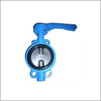 Two Shaft Wafer Butterfly Valve