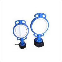 Wafer Butterfly Valve Disc Coated PTFE