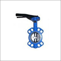 Wafer Butterfly Valve One Shaft Without Pin