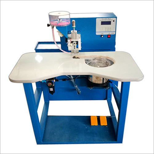 Automatic Pearl Attaching Machine