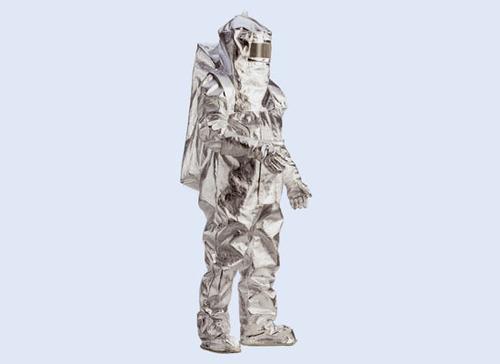 Aluminised Flame Retardant Garments