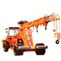 Farana crane 14 ton to 23 ton in panoli