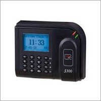 Time And Attendance System With Software