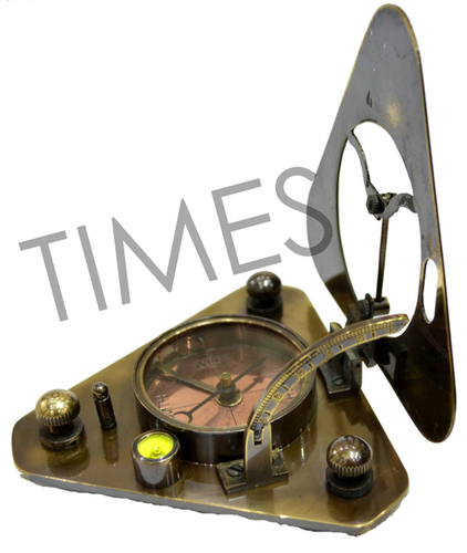 Decorative Sundial Compass
