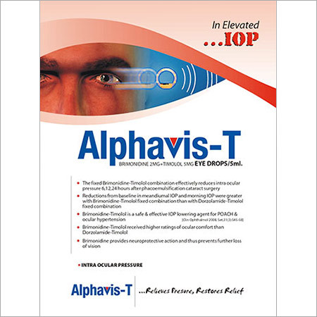 Alphavis-T Eye Drop