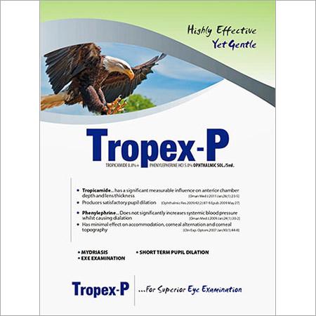 Tropex-P Eye Drop