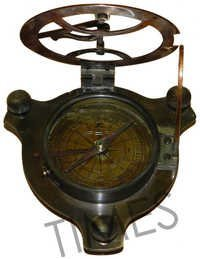 Antique Sundial Compass