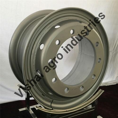 20 Tube Steel Wheel 1000/20