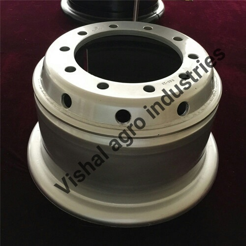 Dachu Brand Tube Steel Wheel Rims