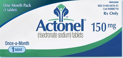 Actonel Risedronate Sodium Tablets