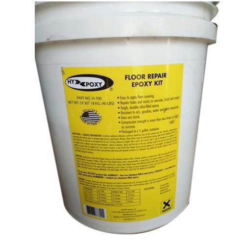 Floor Repair Epoxy Kit
