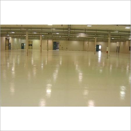 Anti Static Epoxy Floor Service