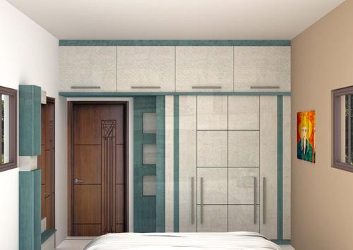Bed Room Wardrobe Design