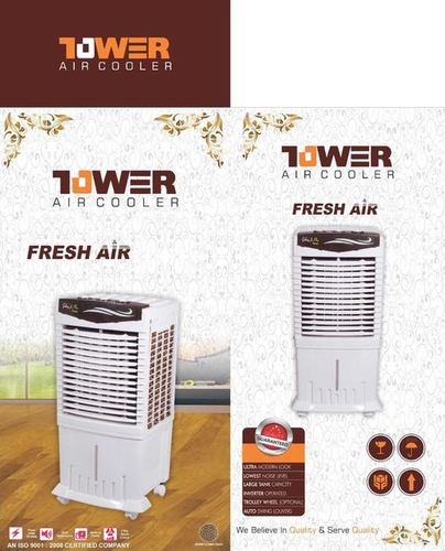 Plastic Body Air Fresh Cooler