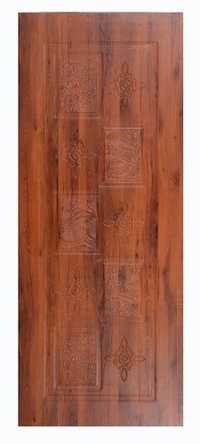 Embossed Membrane Wooden Doors