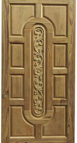2nd Quality Teak Wood Door