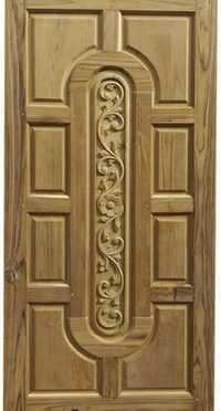 2nd Quality Teak Wood Door