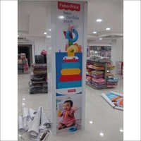 Standing Display Boards