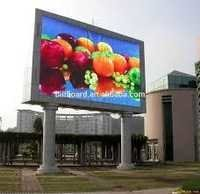 LED Outdoor hoarding advertising