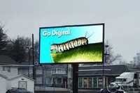 LED Outdoor Signage Advertisement