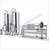 Industrial Reverse Osmosis Water Purification Syst