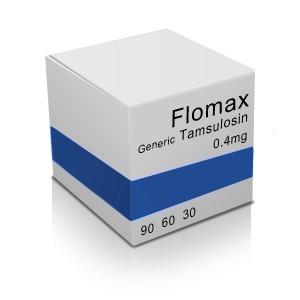 Generic Flomax Tamsulosin 0.4 mg