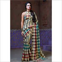 Designer Radiant Color Cotton Silk Saree