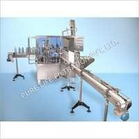 IRI 30 bpm Mineral Water Filling Machine