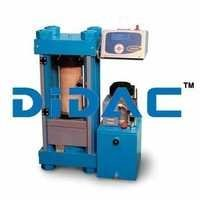 Concrete Compression Machine Motorized Automatic