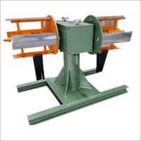 Double head motorized Decoiler