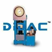 Concrete Compression Machine Motorized 1 Gauge