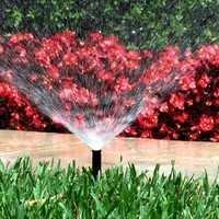 Popup Sprinkler Irrigation Systems